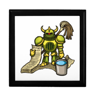 Bucket Knight Gift Box