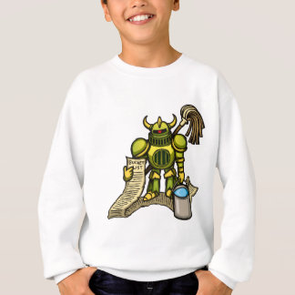 Bucket Knight Sweatshirt