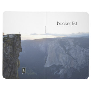 """Bucket List"" Pocket Journal"