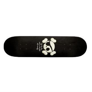 Bucket of Candy Pirate 20 Cm Skateboard Deck