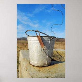 bucket poster