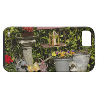 Buckets, shoes, and flowers, Zaanse Schans, iPhone 5 Covers