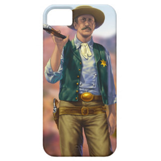 Buckey O'Neill iPhone 5/5S Cases