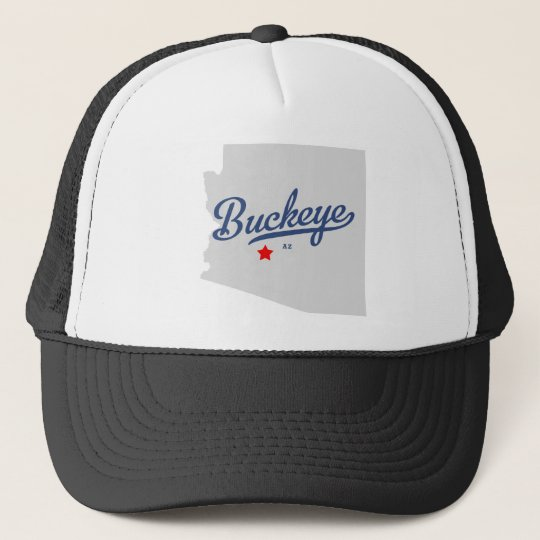 Buckeye Arizona AZ Shirt Cap