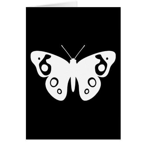 Buckeye Butterfly Greeting Cards