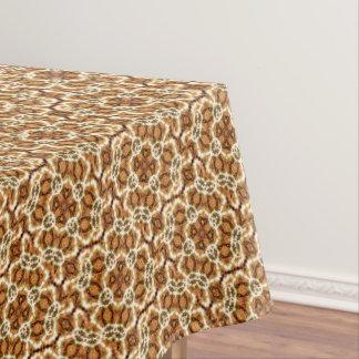 Buckeye Kaleidoscope Tablecloth