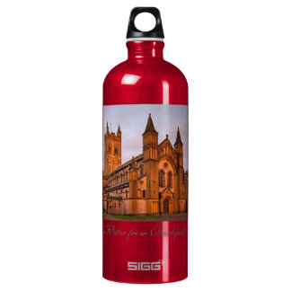 Buckfast Abbey at Sunset - for Holy Water SIGG Traveller 1.0L Water Bottle