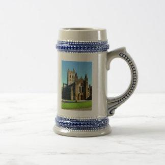 Buckfast Abbey Church Beer Steins