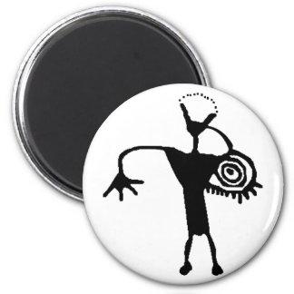 Buckhorn Wash Petroglyph magnet
