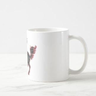 Bucking Bronco Coffee Mug
