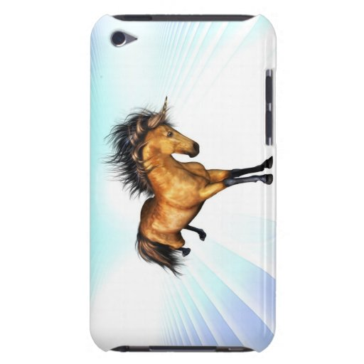 Bucking Unicorn iTouch Case iPod Touch Cases