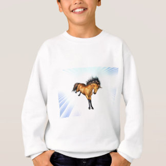 Bucking Unicorn Youth Sweatshirt
