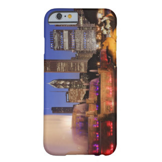Buckingham Fountain at Dusk Barely There iPhone 6 Case