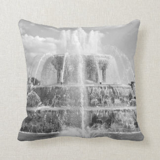 Buckingham Fountain Cushion