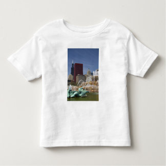 Buckingham Fountain located in Grant Park, Toddler T-Shirt