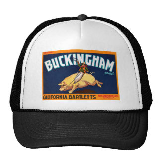 Buckingham Trucker Hat