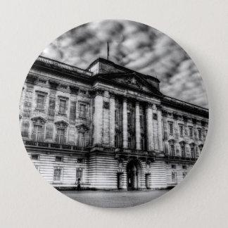 Buckingham Palace 10 Cm Round Badge