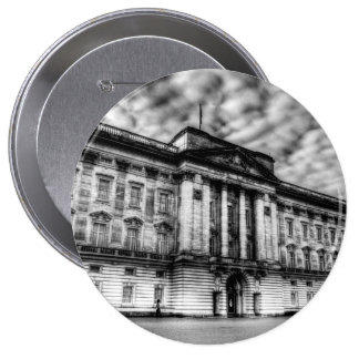 Buckingham Palace 10 Cm Round Badge