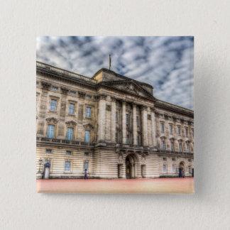 Buckingham Palace 15 Cm Square Badge