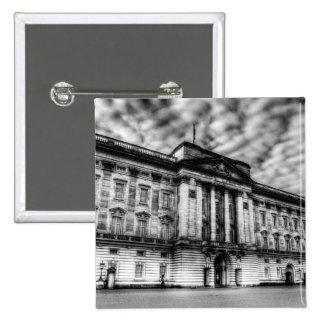 Buckingham Palace 15 Cm Square Badge