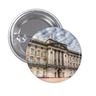Buckingham Palace 3 Cm Round Badge