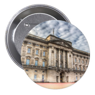 Buckingham Palace 7.5 Cm Round Badge