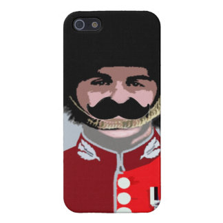 buckingham palace guard iphone iPhone 5 cover