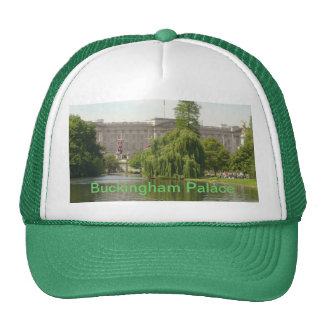 Buckingham Palace Trucker Hat