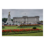 Buckingham Palace in London England Posters