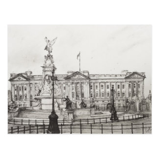 Buckingham Palace London.2006 Postcard