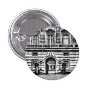 Buckingham Palace London 3 Cm Round Badge