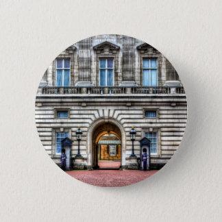 Buckingham Palace London 6 Cm Round Badge