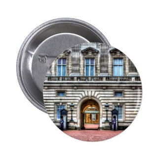 Buckingham Palace London 6 Cm Round Badge