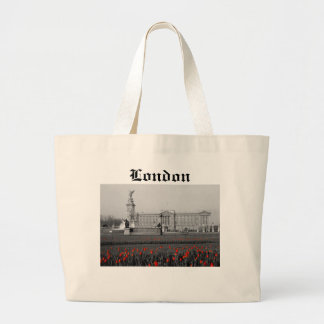 Buckingham Palace London Canvas Bag