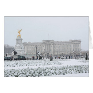 Buckingham Palace London Greeting Card