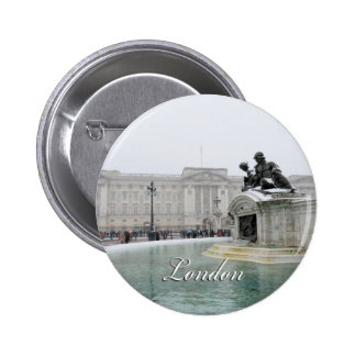 Buckingham Palace London England 6 Cm Round Badge