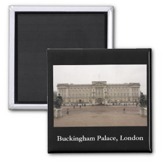 Buckingham Palace, London Refrigerator Magnet