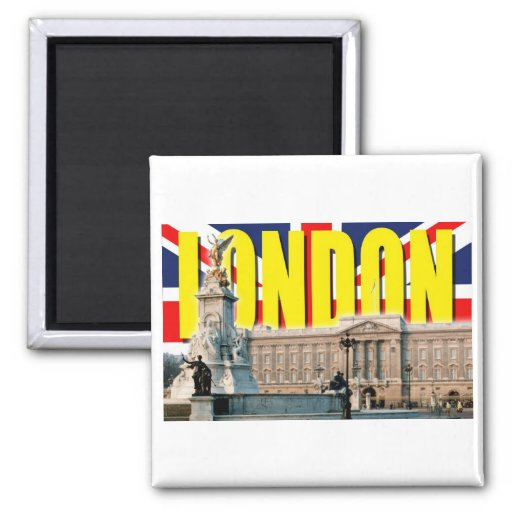 Buckingham Palace-London Magnet
