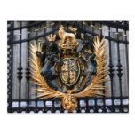 Buckingham Palace London Post Card