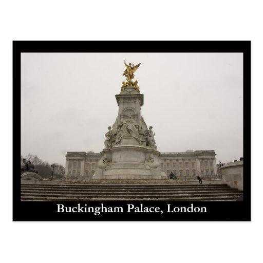 Buckingham Palace, London Post Cards