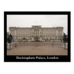 Buckingham Palace, London Postcard