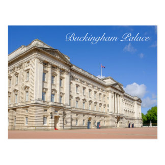 Buckingham Palace, London UK Postcard