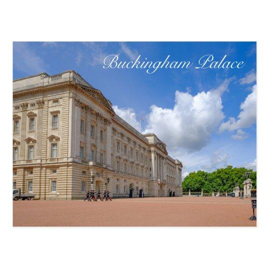 Buckingham Palace, London UK Postcard