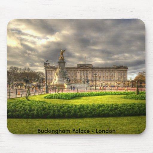 Buckingham Palace Mouse Pad