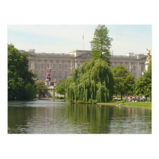 Buckingham Palace Postcards