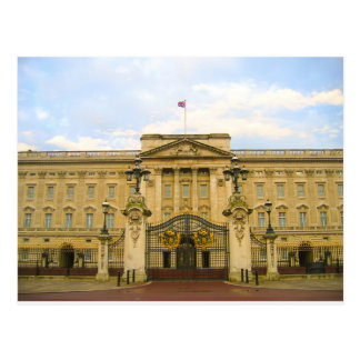 Buckingham Palace Postcard