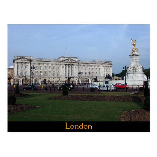 Buckingham Palace Post Cards