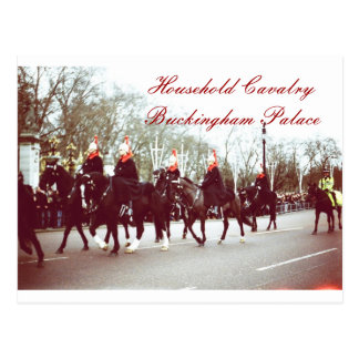 Buckingham Palace Royal Guard Postcard
