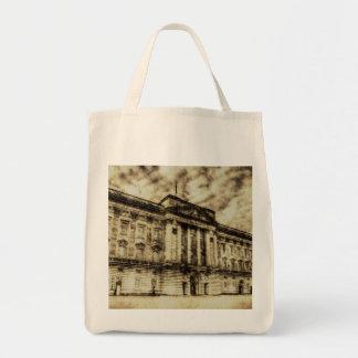 Buckingham Palace Vintage Tote Bag