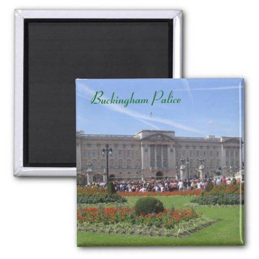 Buckingham palice magnet